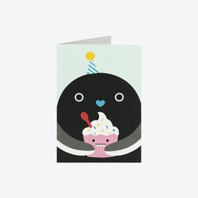 Greeting Card - Ricekating (set of 3)