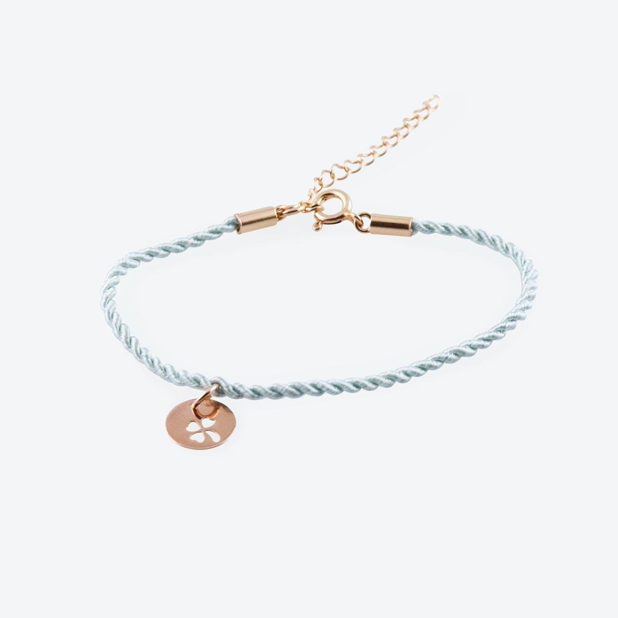 Lucky Bracelet in Grey