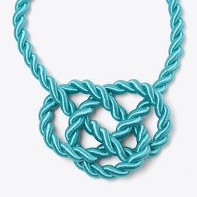 Queen Necklace in Ocean Blue