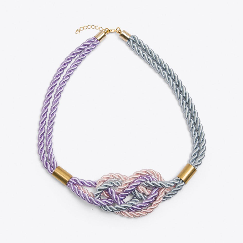 Limited Edition Necklace in Pastel
