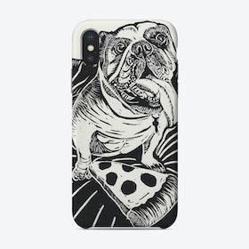 English Bulldog Phone Case