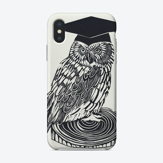 Wise Owl Phone Case