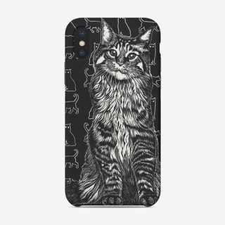 Tabby Cat Phone Case