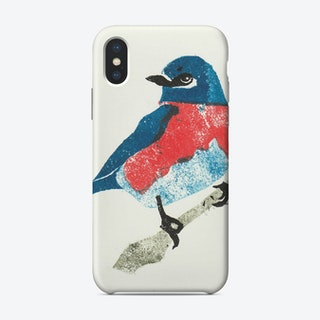 Bluebird Phone Case