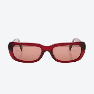 Dixon Sunglasses - Burgundy