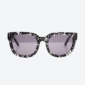 Malibu Sunglasses - Black Chips