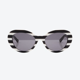 Beverly Sunglasses - Stripes
