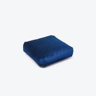Square PLUS Cushion in Dark Blue