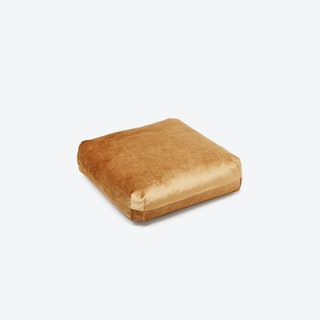 Square PLUS Cushion in Gold
