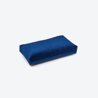 Rectangle PLUS Cushion in Dark Blue
