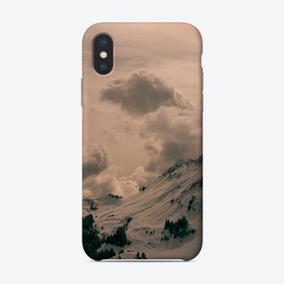 Mountains And Clouds Phone Case