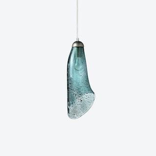 HORN Pendant Light in Turquoise
