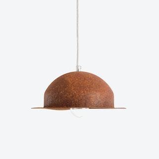 HAT Pendant Light in Rust