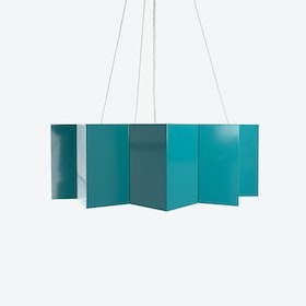 BIG STAR Pendant Light in Dark Green