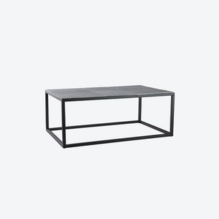 ZEN A-1 Black Frame Table
