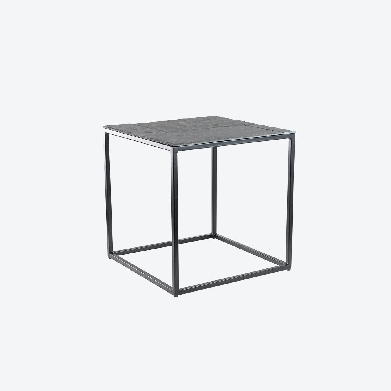 ZEN A-3 Black Frame Table