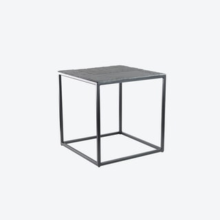 ZEN A-3 Black Frame Table