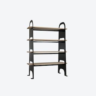 SCALA Bookstand in Black