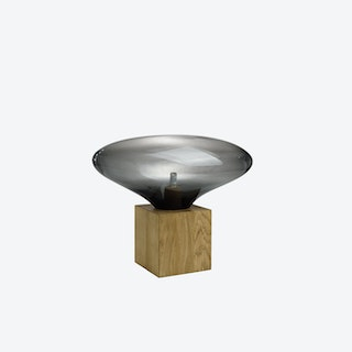 COCOON Table Lamp in Grey