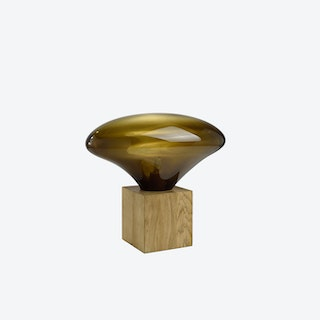 COCOON Table Lamp in Olive
