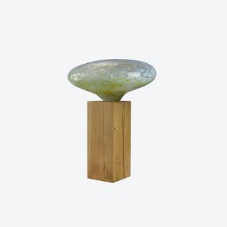 COCOON B Table Lamp in Aquarel