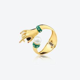 INÈS Bracelet in Gold