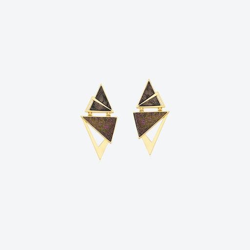 U ROCK DUO Earrings