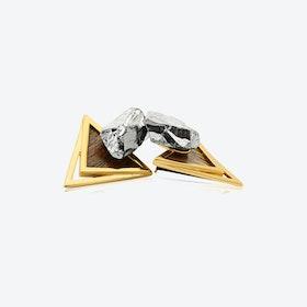 U ROCK PQ Earrings