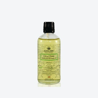 Citrus Cheer Body and Massage Oil