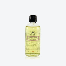 Tranquil Fields Body and Massage Oil