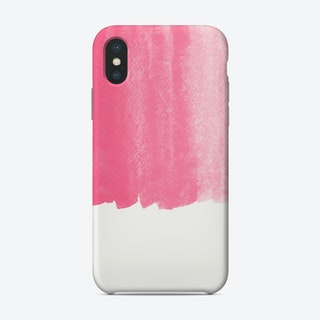 Pink Blur Phone Case