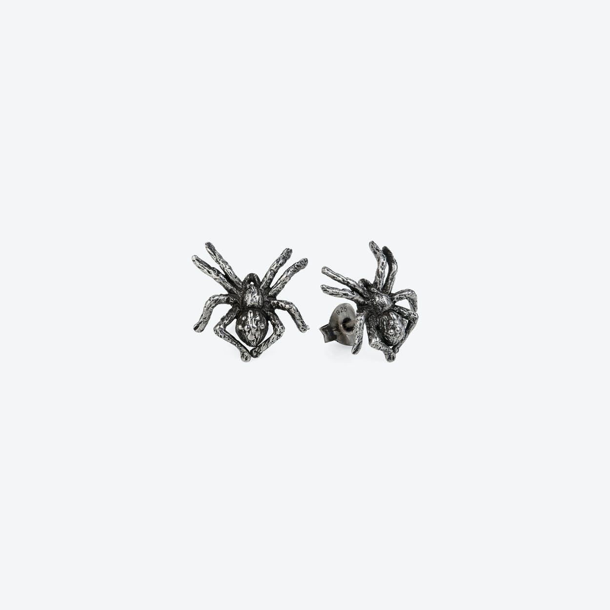 Little Spider Ear Studs