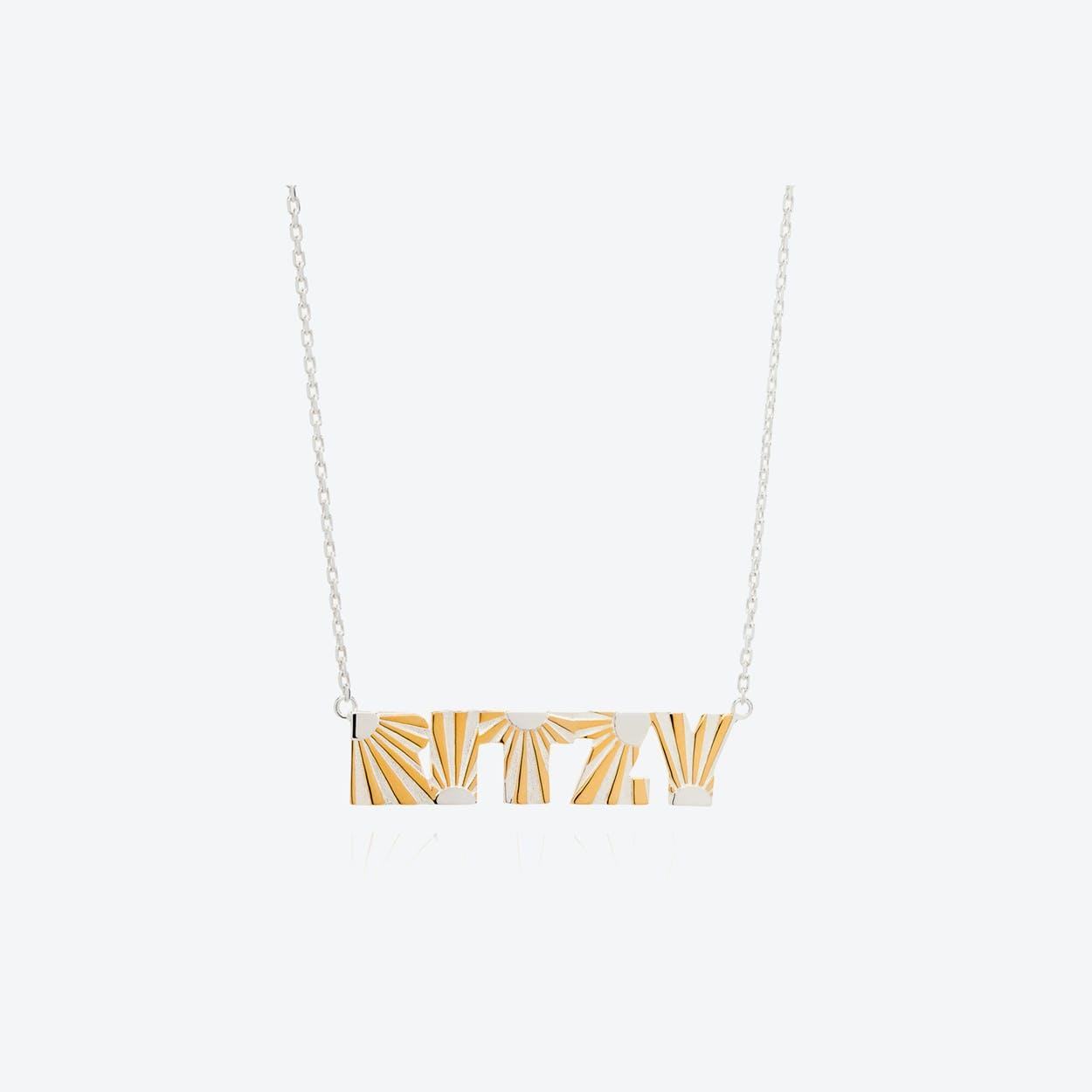 Ritzy Necklace