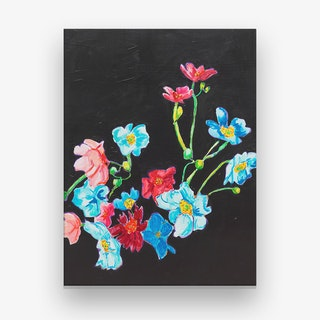 Flowers For Ford Canvas Print