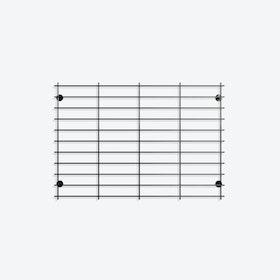 Grid.01 Shelf in Black