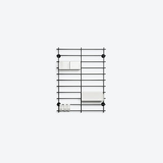 LOOPHOLES Shelving Package.02 in Black