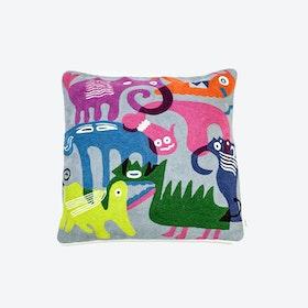 Weirdos Pillow