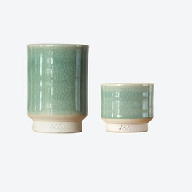 Soma-yaki Cups (set of 2)