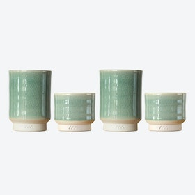 Soma-yaki Cups (set of 4)