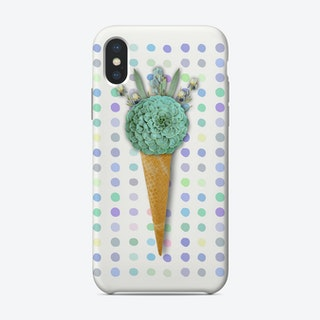 Succulent Ice Cream Phone Case