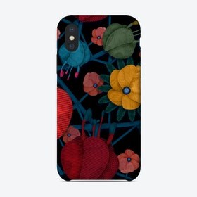 Edible Flowers 2 Phone Case