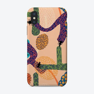 Picked And Nicked Noon Phone Case