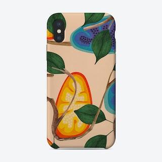 Papaya Phone Case