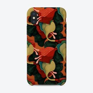 Floomy Green Flower Phone Case