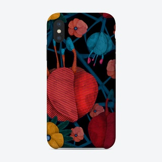 Edible Flowers Phone Case