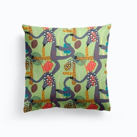 Picked And Nicked Cushion