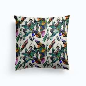 Fagelfron Bird Seeds Cushion