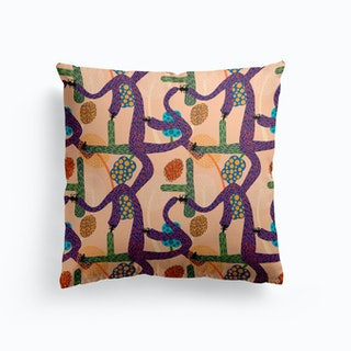 Picked And Nicked Noon Cushion