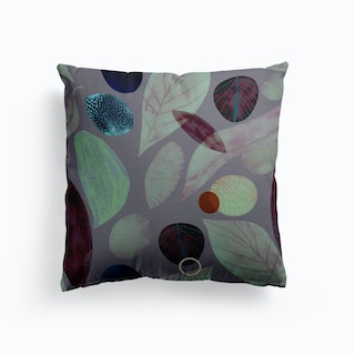 Calmly Gray Cushion