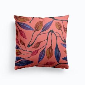 Apart Pink Cushion